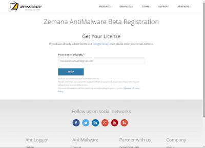 احصل على سريالات تفعيل اقوى برنامج حماية zemana antimalware مجانا / العرض محدود