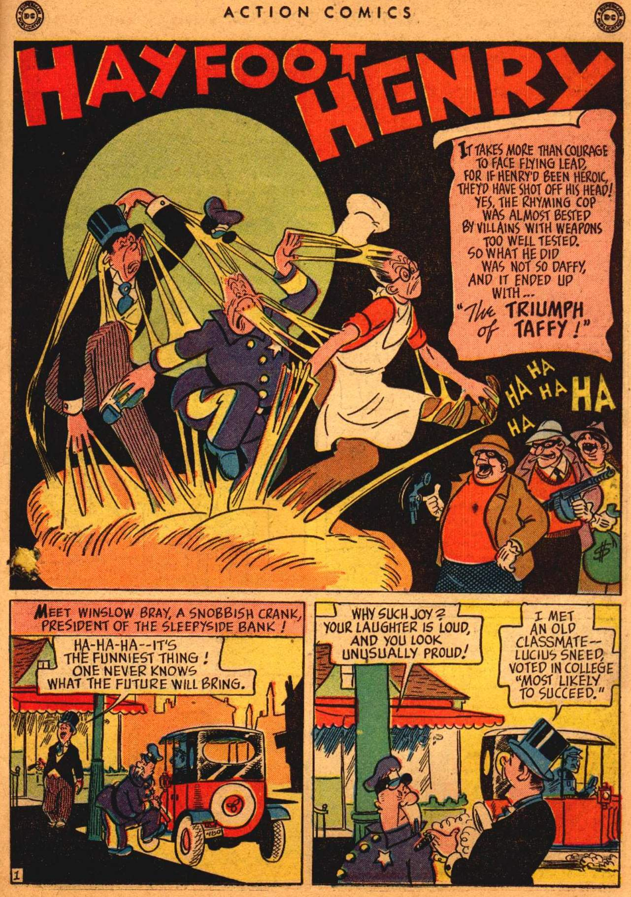 Read online Action Comics (1938) comic -  Issue #108 - 32