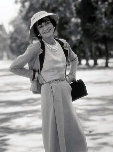 Coco Chanel Bild