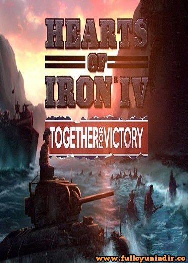Hearts of Iron IV Together for Victory Tek Link