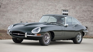 The Most Beautiful Car Jaguar E-Type