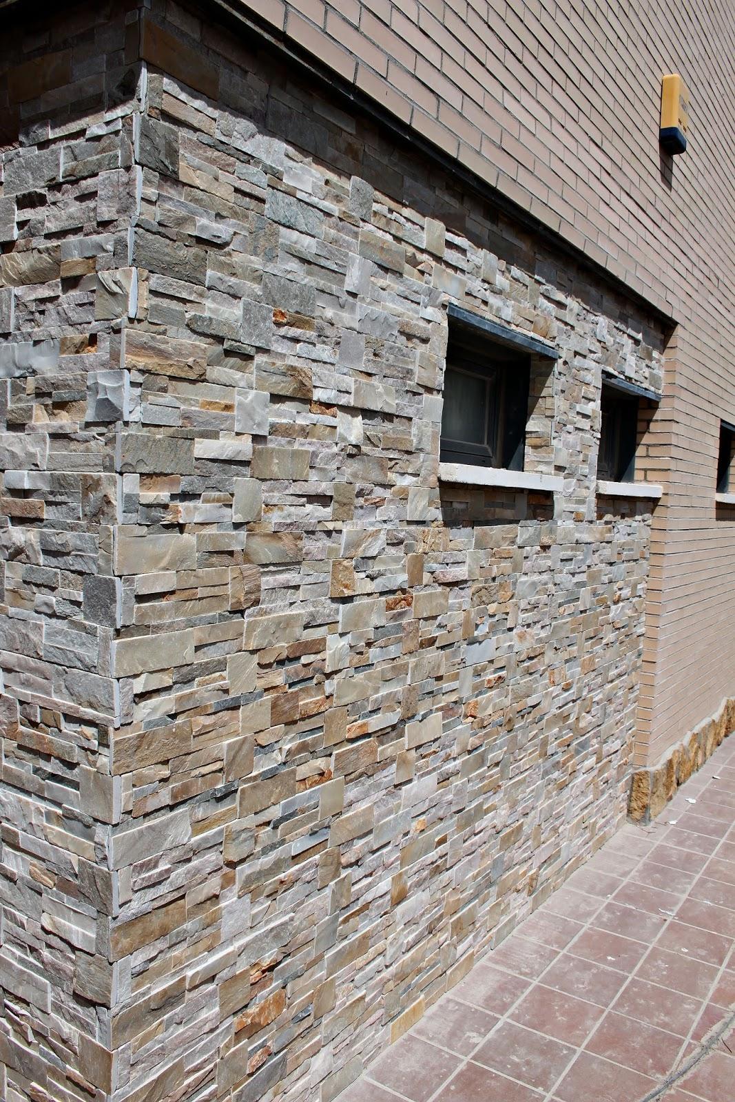 Reformas y pavimentos - Fachadas de piedra natural ...