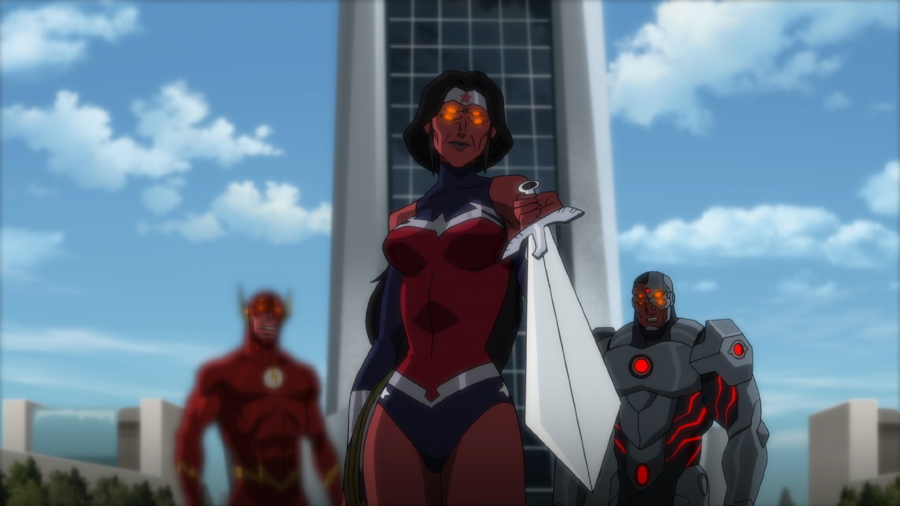 Justice League Vs Teen Titans 2016 Full Movie Watch In Hd -6060