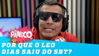 Leo Dias: 'O SBT me tratou como um doente'