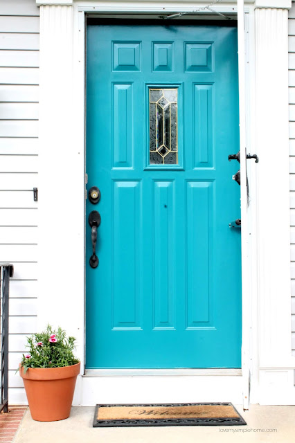 painted-exterior-door-love-my-simple-home