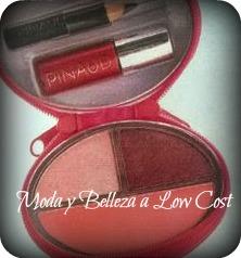 Mini estuche de maquillaje de Pinaud