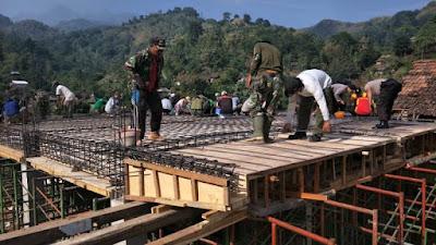 Kondisi Terkini Pembangunan Pendopo dan Balai Desa Jembul
