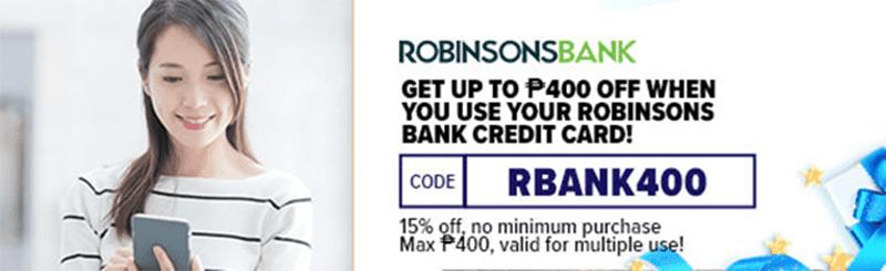 Robinsons Bank code