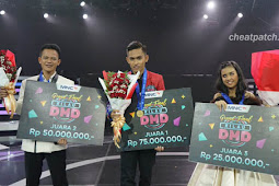 Juara Pemenang Kilau DMD Tadi Malam Grand Final 2018