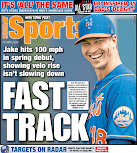 Mets hold steady with Post cover
