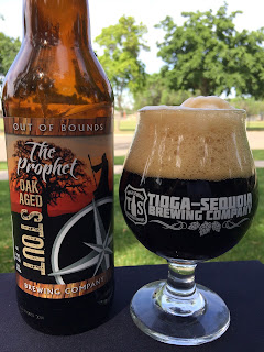 Out Of Bounds The Prophet Oak Aged Stout 1