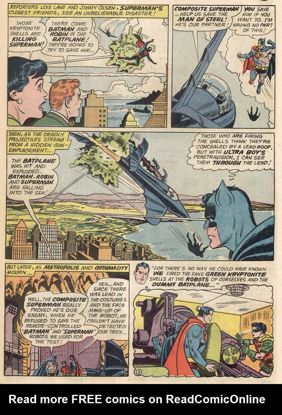 Read online World's Finest Comics comic -  Issue #142 - 15
