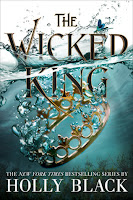 The Wicked King by Holly Black book cover and review