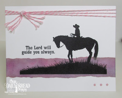 Our Daily Bread Designs Stamp Set: Howdy