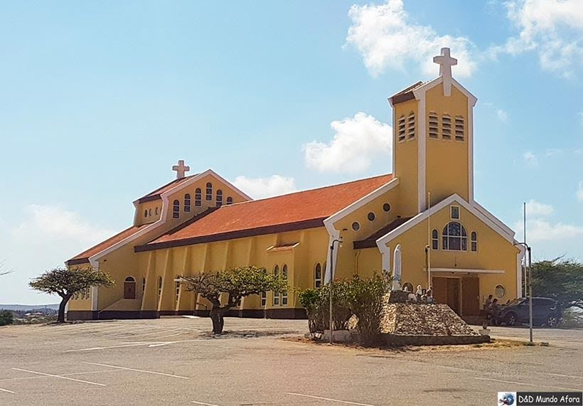 Igreja de Santa Filomena - Guia completo: o que fazer em Aruba