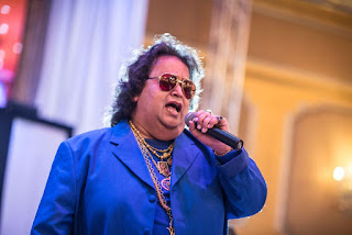 Oscar and Golden Globes Awards for Music composer Bappi Lahiri