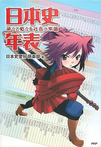 [Manga] 日本史年表 萌えて覚える社会の常識 [Nippon Shi Nempyo Moete Oboeru Shakai No Joshiki], manga, download, free