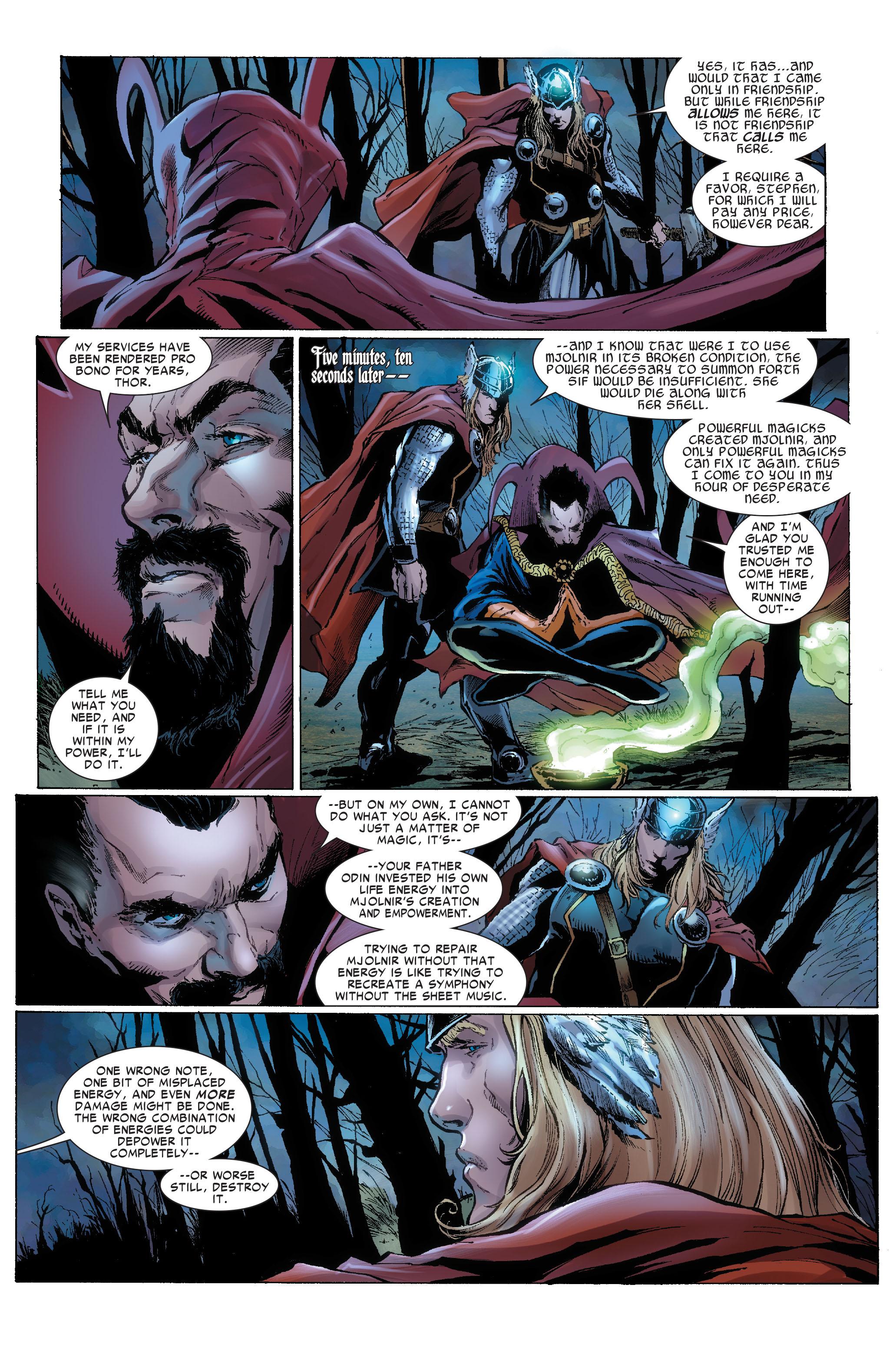 Thor (2007) Issue #602 #15 - English 9