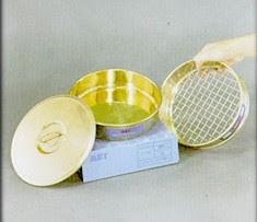 jual brass round sieve / saringan / ayakan rundawa teknik