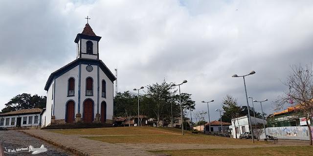 Capela de Nossa Senhora dos Negros, Santa Bárbara, MG