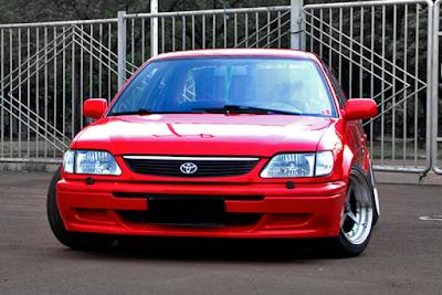 Toyota Soluna Modifikasi