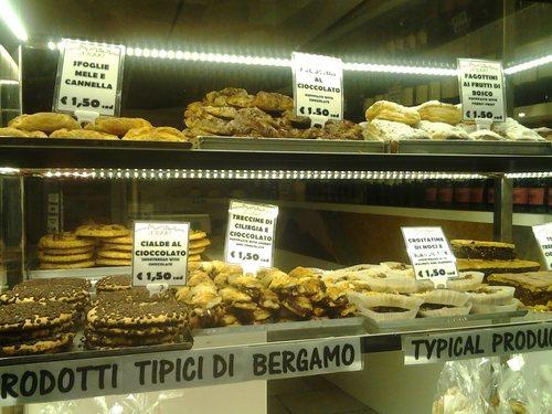 Prodotti tipici di Bergamo