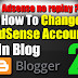 How To Change AdSense Account On Blogger