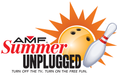 AMF Bowling - Kids Bowl Free This Summer!
