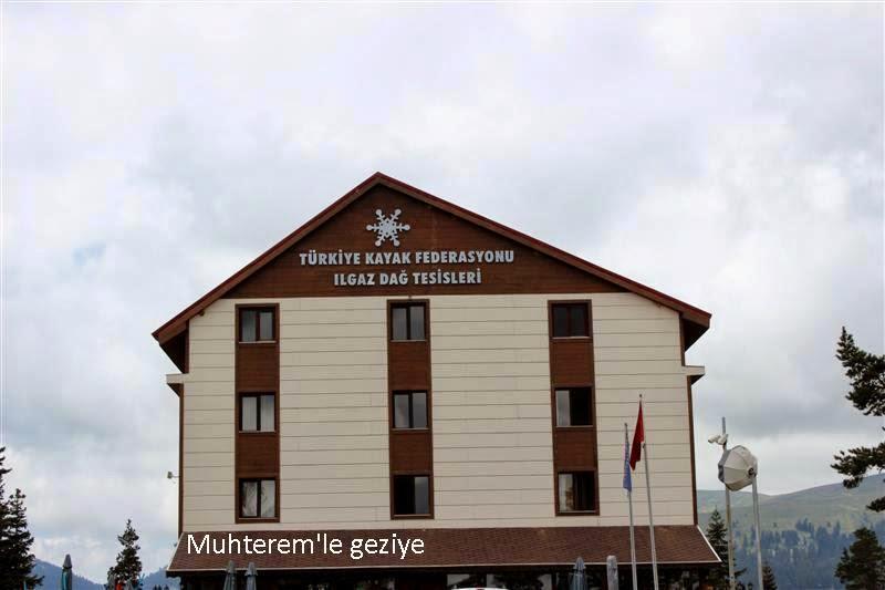Türkiye kayak federasyonu Ilgaz dağı tesisleri