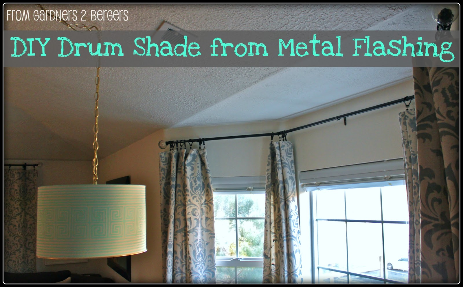 DIY-Drum-Shade-from-Metal-Flashing