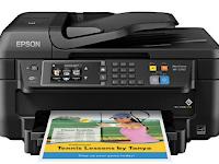 Epson WF-2760 Wireless Printer Setup