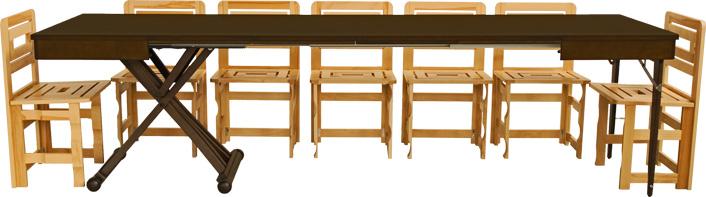 Tavolo Allungabile Per 14 Persone.Lg Lesmo Giugno 2012