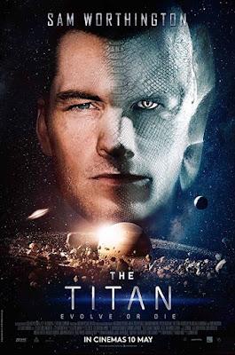 The Titan 2018 English 720p WEB-DL 800MB