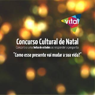 Concurso Cultural Especial de Natal
