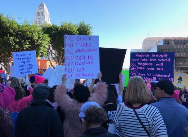 2018 LA Womens March