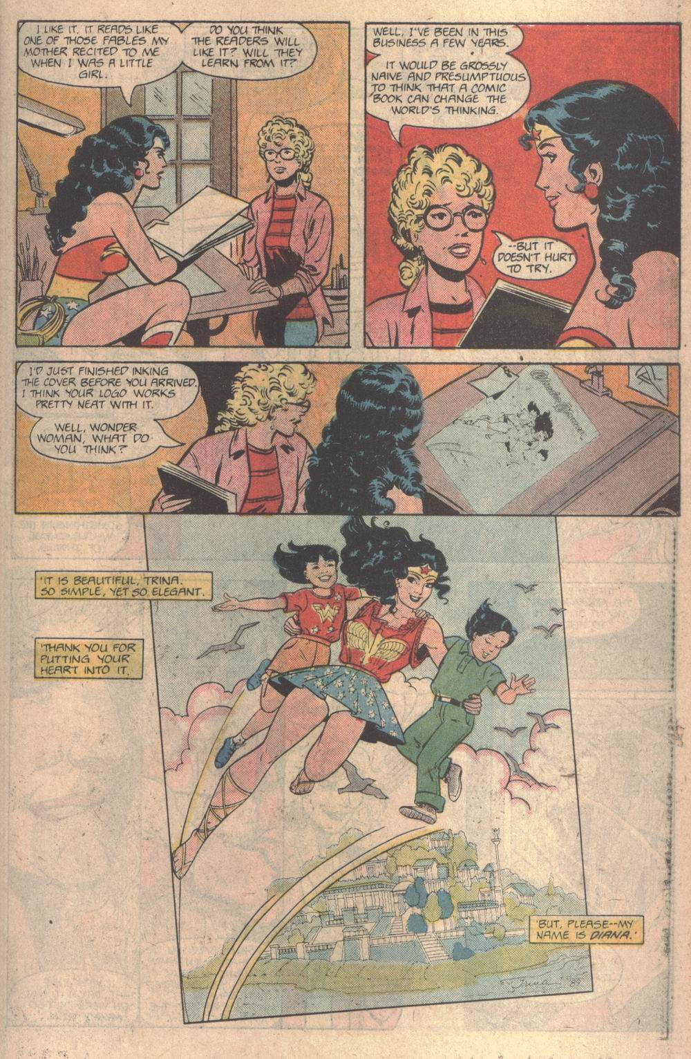 Read online Wonder Woman (1987) comic -  Issue # Annual 2 - 23