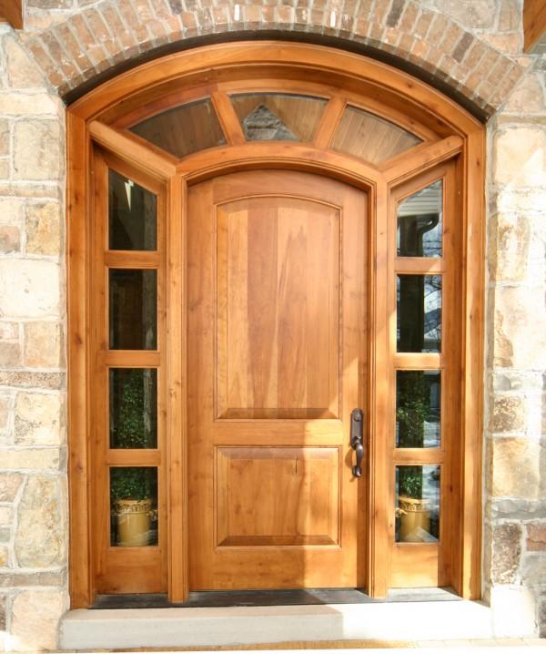 Mantenimiento de puertas y ventanas de madera - Puertas acristaladas exterior ...