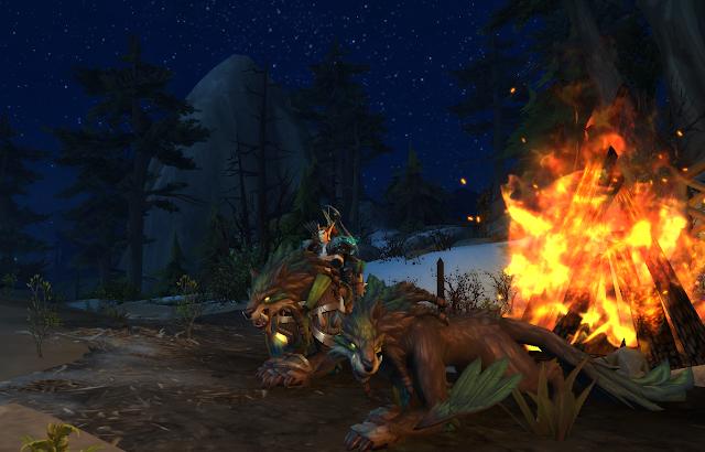 wolfhawk world of warcraft hunters