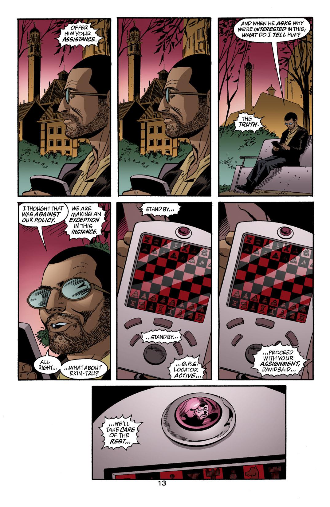 Detective Comics (1937) 770 Page 13