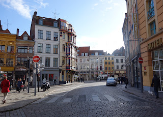 """Bairro """"Vieux Lille"""""""