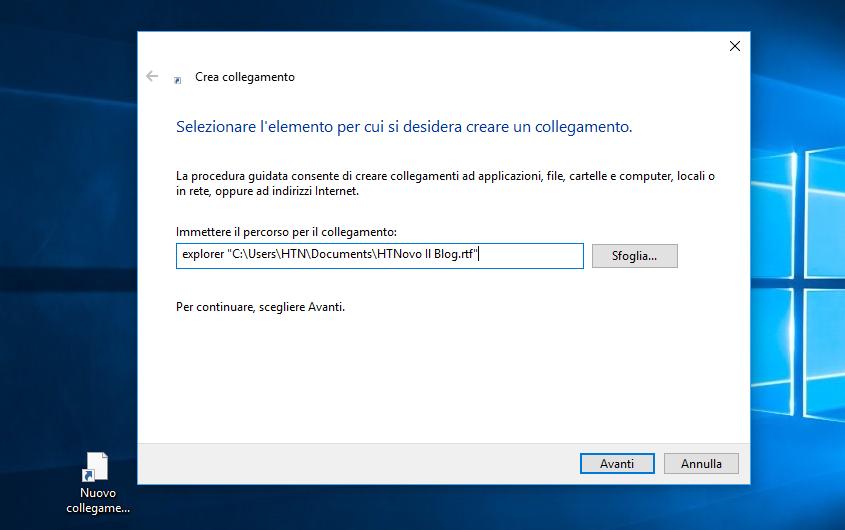 Come pinnare Cartelle alla Barra delle applicazioni in Windows 10 e precedenti 4 HTNovo