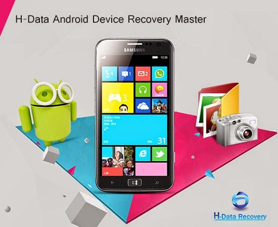 Android phone data recovery : Android Phone Internal Storage
