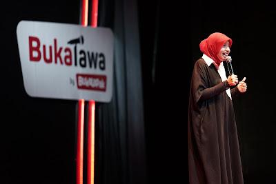 Bukalapak BukaTawa