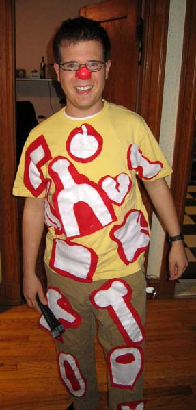 Halloween Costume Fail Wreckamic39s Blog  sc 1 st  Meningrey & Quick Funny Halloween Costume Ideas - Meningrey