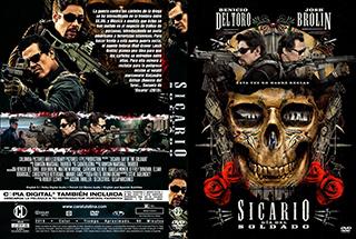 Sicario Day of the Soldado - Sicario Día del soldado - Cover