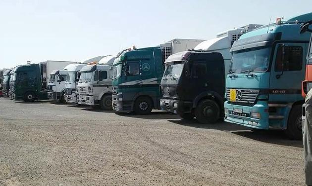 1,5 مليون للموافقة على نقل لوحات سيارات درعا والسويداء الراغبة بالعمل على الخطوط الخارجية