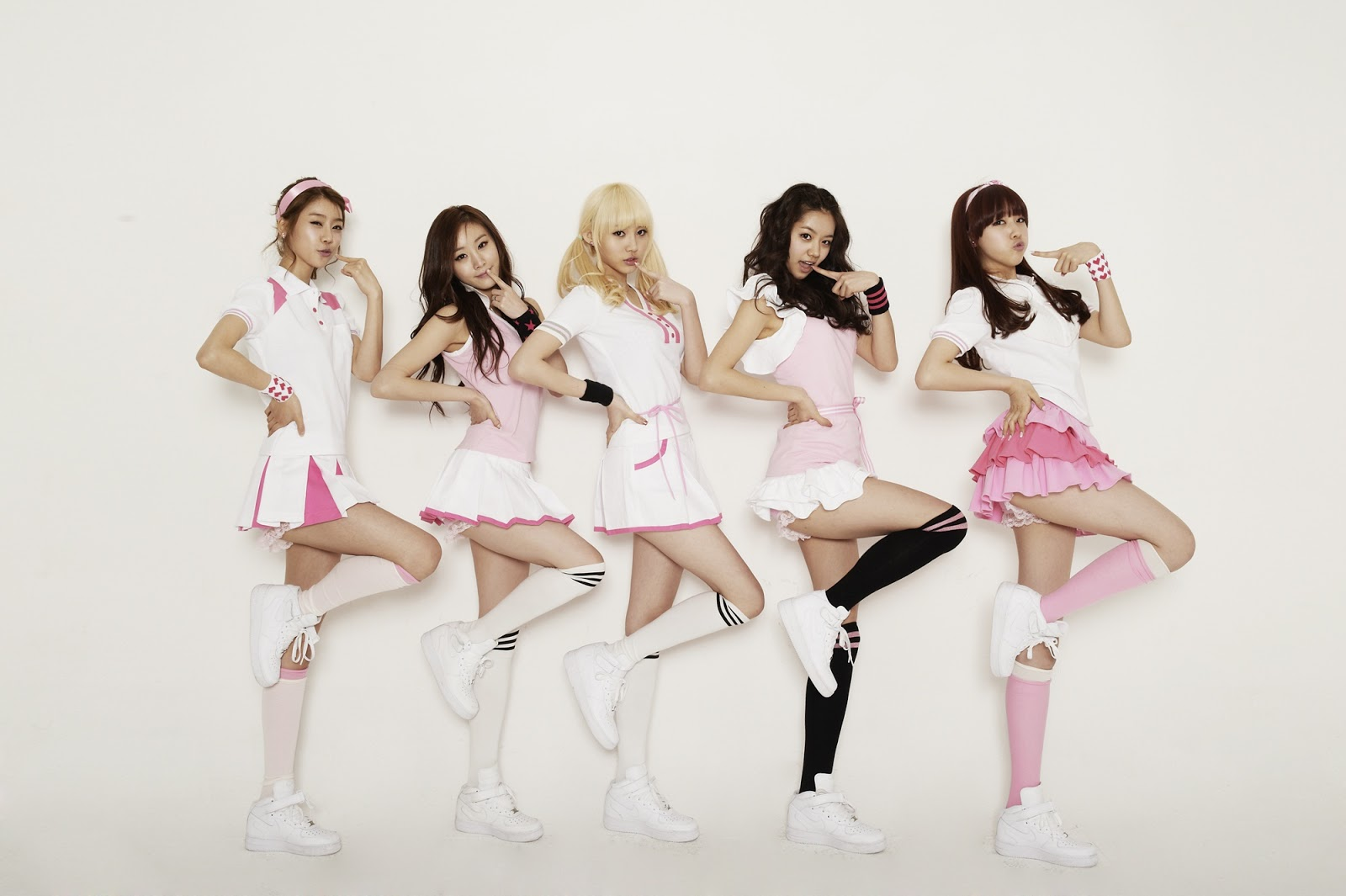 girls day wallpaper by - photo #2