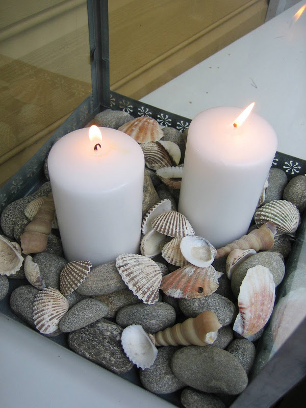 Moderne Kerstversiering Everything Coastal....: Candlelight Ideas For Fall At The