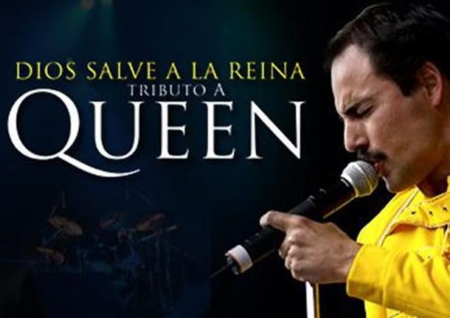 Boletos para Dios Salve a la Reina tributo a Queen Mexico 2019