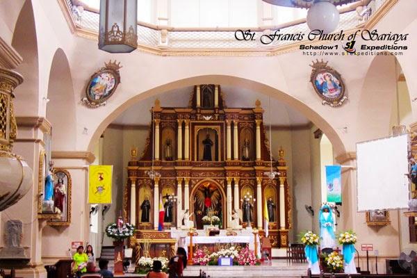 Sariaya Church - Schadow1 Expeditions